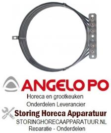 594418100 - Verwarmingselement 4150W 230V voor Angelo Po
