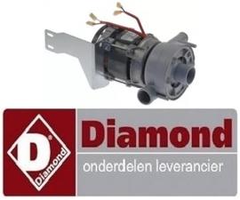22773048 - Waspomp 230V 50Hz fasen 1 0,7kW voor doorschuifvaatwasser DIAMOND D26/6B