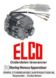 885.6014.20 - Ventilatormotor 45W 230V ELCO