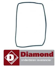 735.652.014.00 - Deurrubber DIAMOND OVEN E60/5PFV9