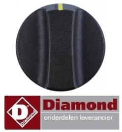 457A14078 - Knop friteuse DIAMOND FSM
