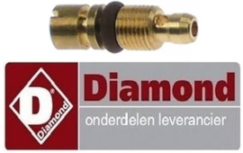 880RTCU700387 - Kleinbranderinspuiter voor gasfornuis DIAMOND