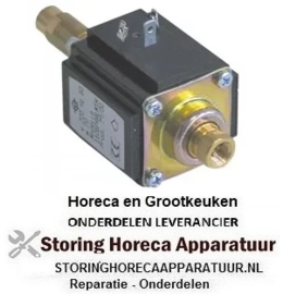 """312500123 -  Vibriatiepomp type 1106PAALM1N 230V, 50Hz, 70W ingang ø 1/8"""" ID uitgang ø 1/8"""" ID uitgang conisch"""
