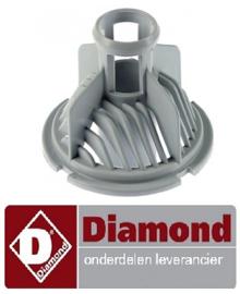 334429038 - Filterhouder afvoer DIAMOND D26EKS-NP