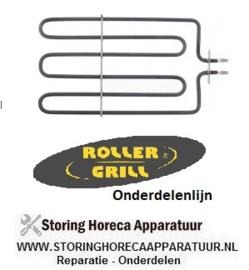 736420456 - Verwarmingselement 2800W - 230V ROLLER-GRILL ELEKTRISCHE GRILL 140D