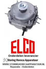 115.6014.30 - Ventilatormotor MULTIFIT ELCO 5W 230V