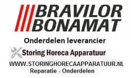 BRAVILOR / BONAMAT -KOFFIE APPARATUUR REPARATIE ONDERDELEN