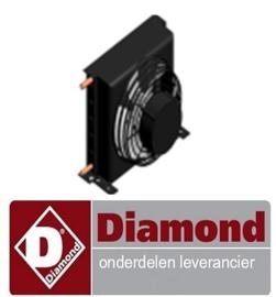28740215003 - Motor condensor koelwerkbank DIAMOND DTS-10/R2