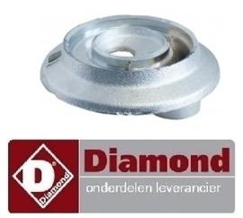 G11/6BA12 -  DIAMOND GASFORNUIS REPARATIE ONDERDELEN