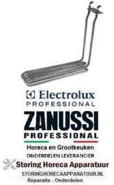 EU597416995 - Verwarmingselement 2900W 230V VC 1 L 270mm B 50mm H 246mm rechthoekige flens Electrolux, Zanussi