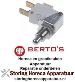 415347216 - Microschakelaar met drukstift voor BERTOS