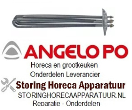 395415021 - Verwarmingselement 4500W 230V voor Angelo Po
