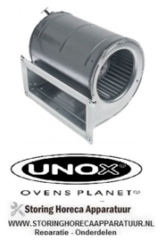 697601940 - Radiaalventilator 230V spanning AC 50/60Hz 190W  UNOX