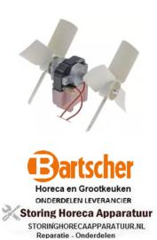 778602132 - Ventilatormotor 220-240V 5W BARTSCHER
