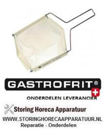 174970543 - Frituur oliefilter  friteuse metalen frame GASTROFRIT