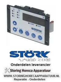 1653.796.01 - Elektronische regelaar type ST501-QE1TA.09  230V STORK-TRONIK