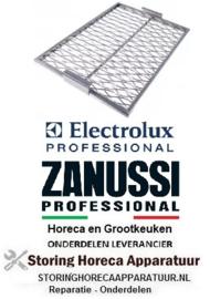 266211036 - lavasteenrooster L 635mm B 445mm H 20mm Electrolux, Zanussi