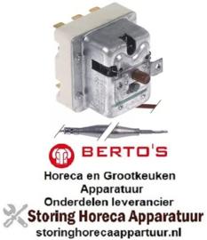 170375649 - Maximaalthermostaat uitschakeltemp. 160°C 3-polig 20A BERTOS
