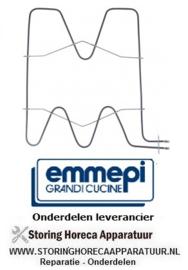171C10194 - Verwarmingselement 2500W 230V voor oven EMMEPI