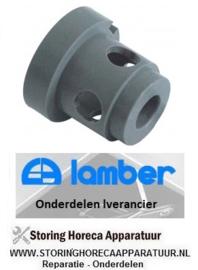 125506117 - Wasarmlager inbouwpositie onder 4 gaten vaatwasser LAMBER