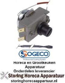 403375456 - Maximaalthermostaat uitschakeltemp. 335°C 2-polig 20A  SOGECO