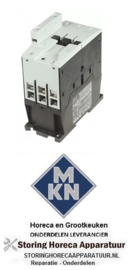 858380167 - Relais AC1 66A 230VAC (AC3/400V) voor MKN