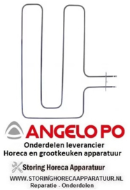 114418837 - Verwarmingselement 2940 Watt -  230 Volt ANGELO-PO