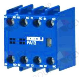 381215 - Hulpcontact contact 3NO/1NC voor magneetschakelaar CKDC2
