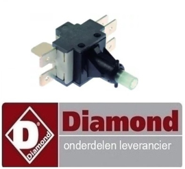 34680804 - SCHAKELAAR DIAMOND 16 AMP - 230 VOLT DIAMOND 015/25D-NP