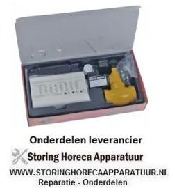147802151 - Gas detektiesyssteem set flessengas 230V