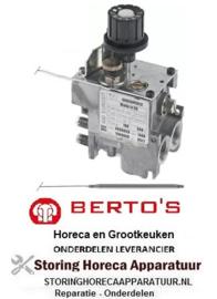 601101125 - Gasthermostaat 100-340°C BERTOS