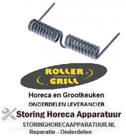 137700822 - Draaiveer ø 20 mm ROLLER-GRILL