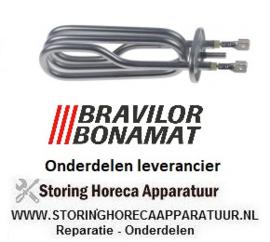 718417408 - Verwarmingselement RVS 1200W 240V Bonamat