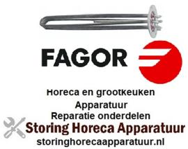 EU1343755582 - Boiler verwarmingselement 6000 Watt - 230 Volt voor vaatwasser FAGOR