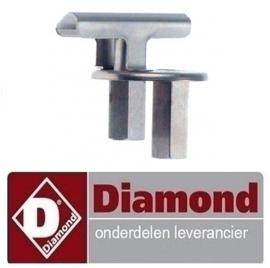 4840C3644 - Waakvlambrander DIAMOND GASFORNUIS G22/2B4T-N