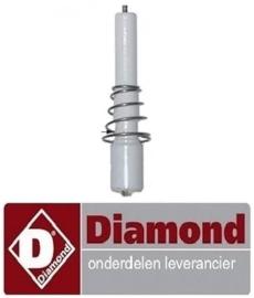 629.672.005.00 -Aansteek bougie voor gasfornuis DIAMOND G65/T2BFA11