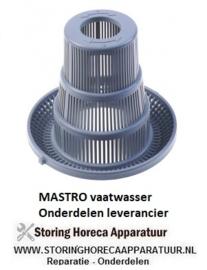 23412025219 - Rondfilter vaatwasser MASTRO GLB0037-FN