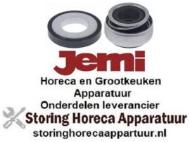 605510695 - Glijring dichting hoogte tegenring 5,5mm RVS/keramisch/EPDM ID ø 11mm JEMI