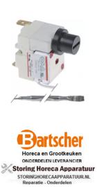 647375523 - Maximaalthermostaat uitschakeltemp 230°C BARTSCHER