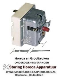 542375275 - Maximaalthermostaat uitschakeltemp. 125°C 1-polig 0,5A voeler ø 4mm voeler L 120mm pijp ø 900mm