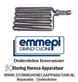 070808256 - Verwarmingselement 10200W 230/400V voor friteuse EMMEPI