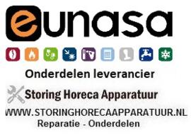EUNASA  - HORECA EN GROOTKEUKEN APPARATUUR REPARATIE ONDERDELEN