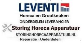 LEVENTI / LEVENS - HORECA EN GROOTKEUKEN APPARATUUR REPARATIE ONDERDELEN