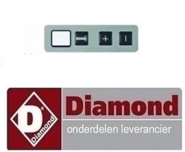 152F2664 - Sticker voor staafmixer DIAMOND MAV-450