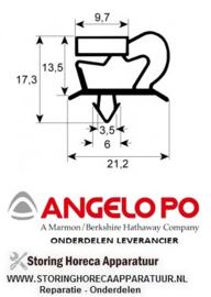 81237Q4490 - Deurrubber voor snelvriezer ANGELO-PO XS51