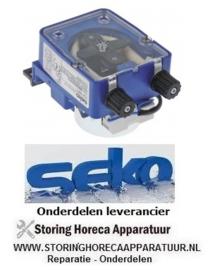 957361948 - Doseerapparaat SEKO frequentieregeling 3l/h 230 VAC wasmiddel