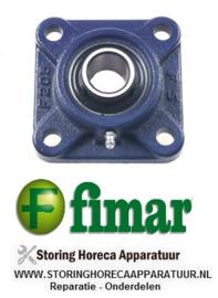 278SL0086 - Flenslager voor deegmenger  FIMAR 25-38 S-C-F