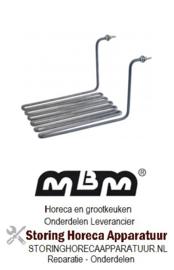 812416648 - Verwarmingselement 3000W  voor MBM