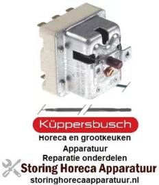215375627 - Maximaalthermostaat uitschakeltemp. 480°C 3-polig 20A KUPPERBUSCH
