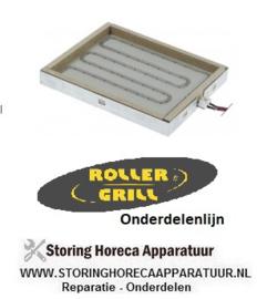 229420540 - Stralingselement 1500W 230V - ROLLER-GRILL